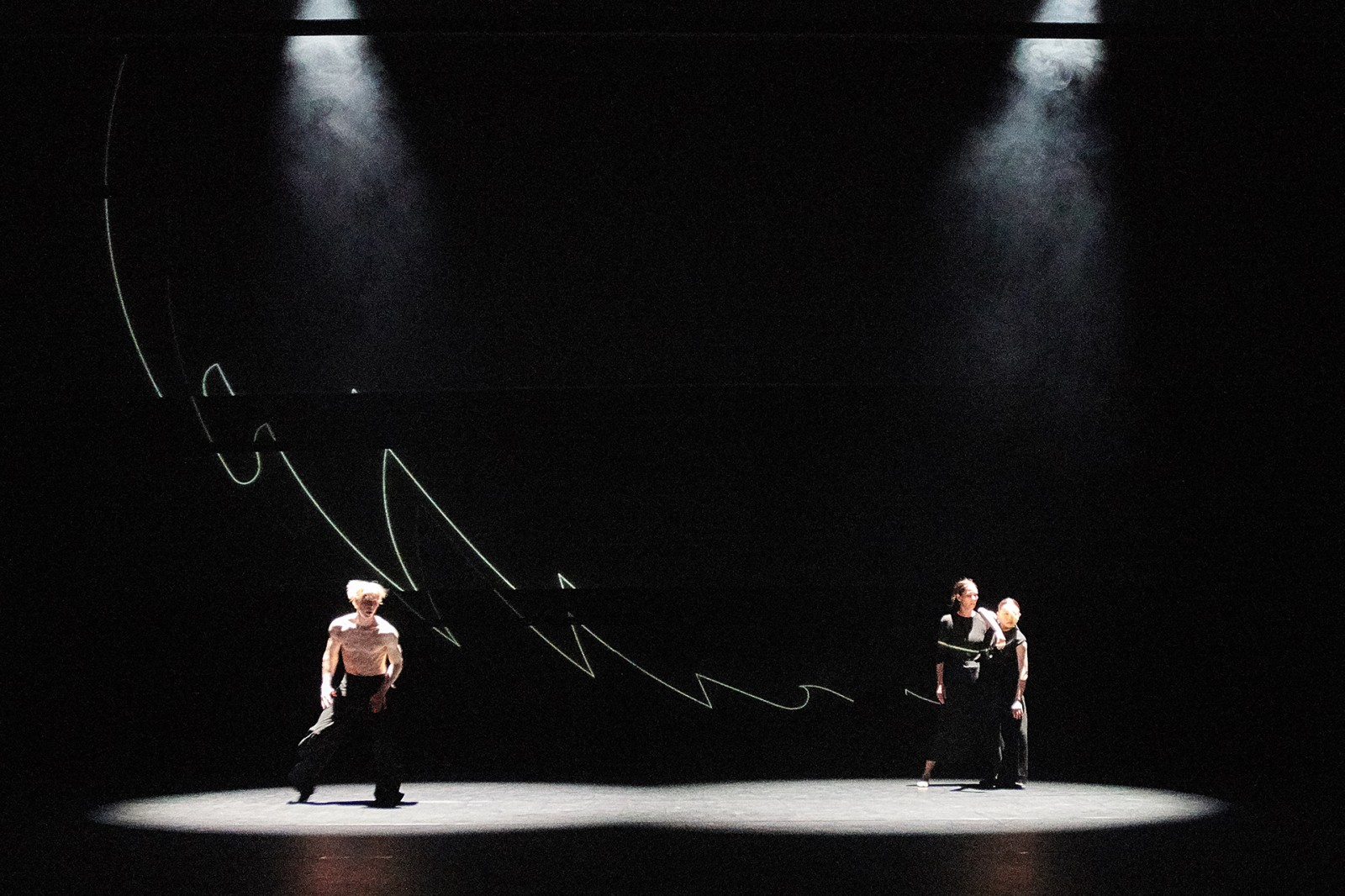 Guido Dutilh, Kotono Choda & Igone de Jongh ©Peter Bilak http://make-move-think.org/